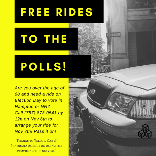 Free Rides to the polls 2017